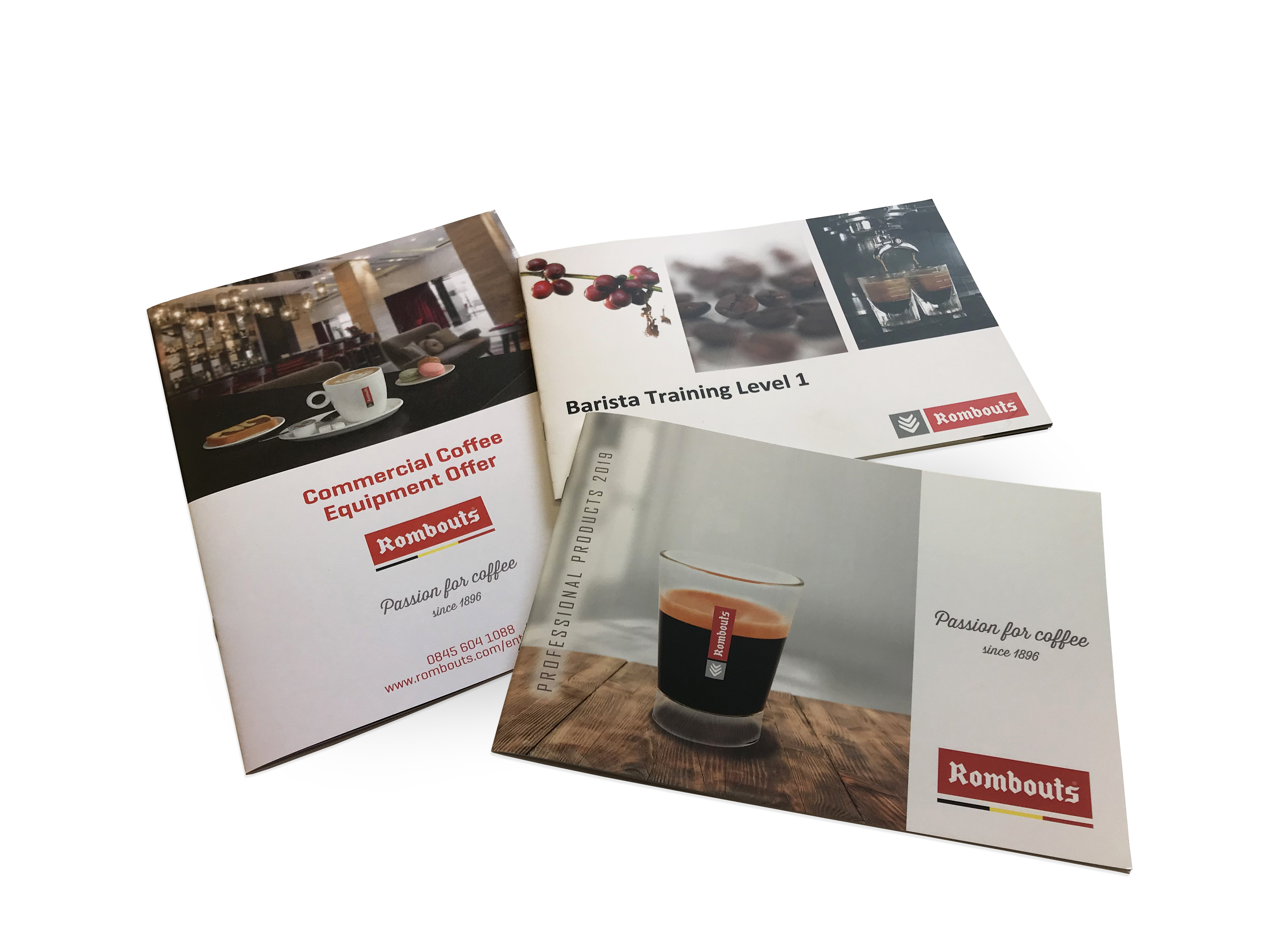 Rombouts Brochures and Manuals